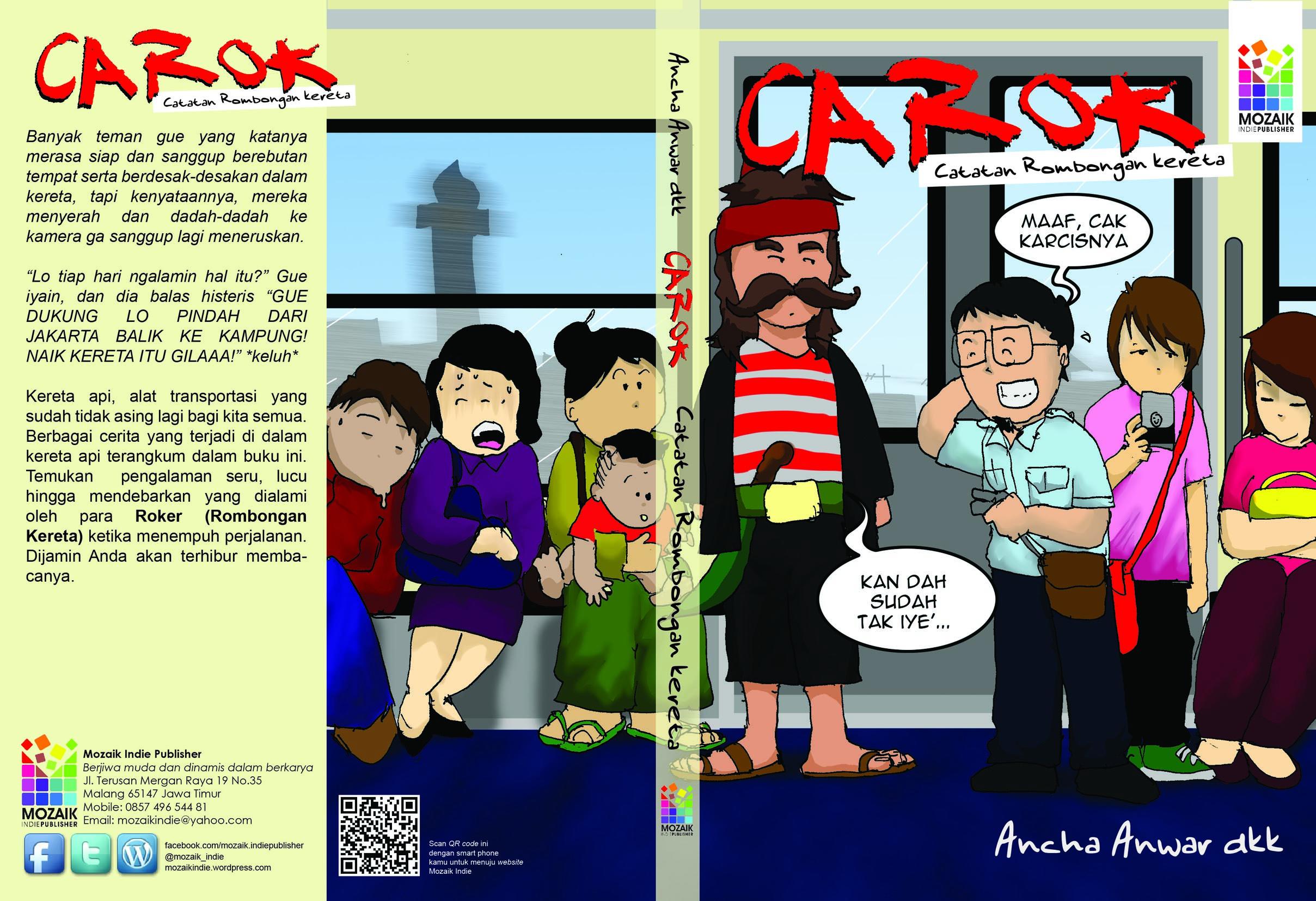 Mozaik Indie Publisher Berjiwa Muda Dan Semangat Dalam Berkarya
