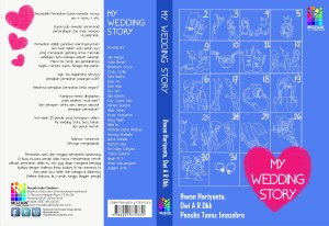 MY WEDDING STORY NEW
